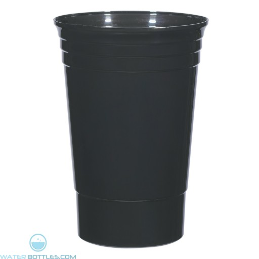 The Designer Cup | 20 oz - Black