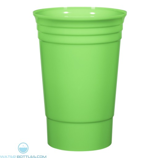 The Designer Cup | 20 oz - Neon Green