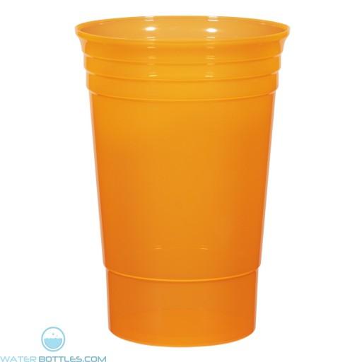The Designer Cup | 20 oz - Neon Orange