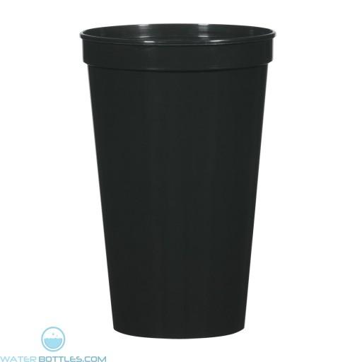 Stadium Cup | 22 oz - Black