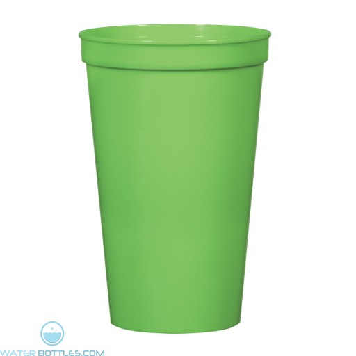 Stadium Cup | 22 oz - Neon Green