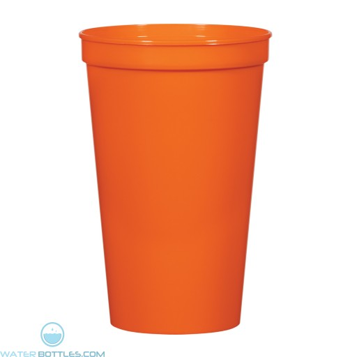 Stadium Cup | 22 oz - Orange