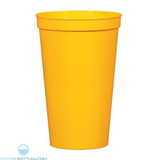 Stadium Cup | 22 oz - Yellow