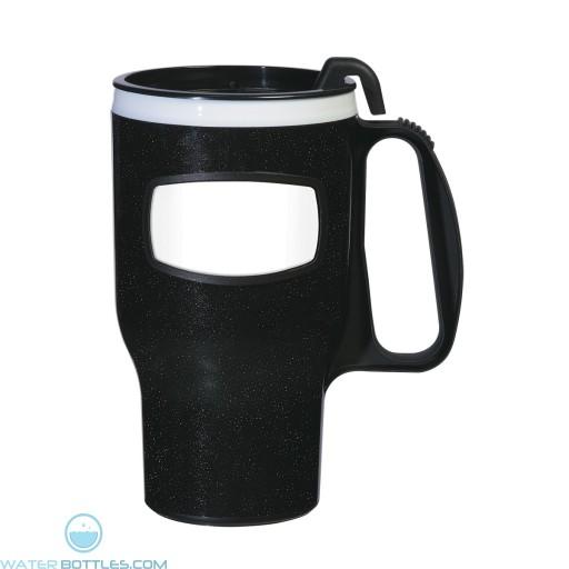 Extreme Travel Mugs | 16 oz - Black