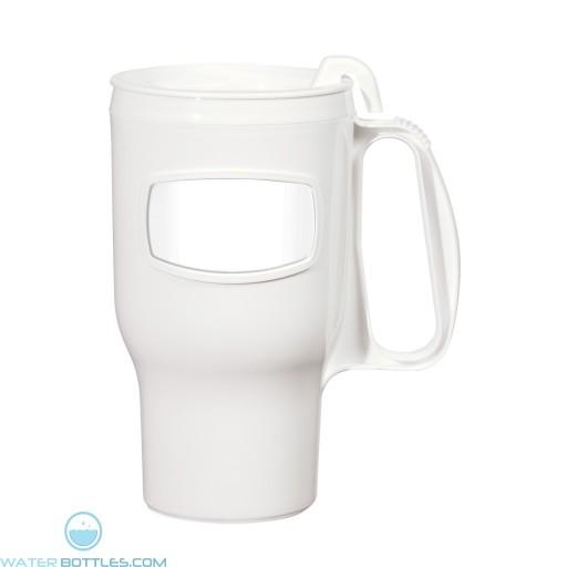 Extreme Travel Mugs | 16 oz - White