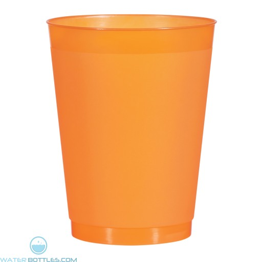 Frost Flex Stadium Cup | 16 oz - Orange