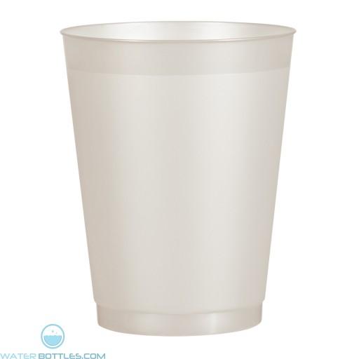 Frost Flex Stadium Cup | 16 oz - White