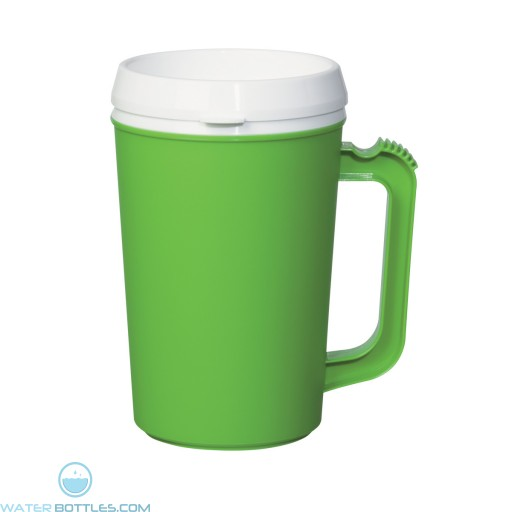 Thermo Insulated Mugs | 22 oz - Lime Green