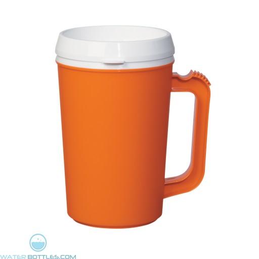 Thermo Insulated Mugs | 22 oz - Orange