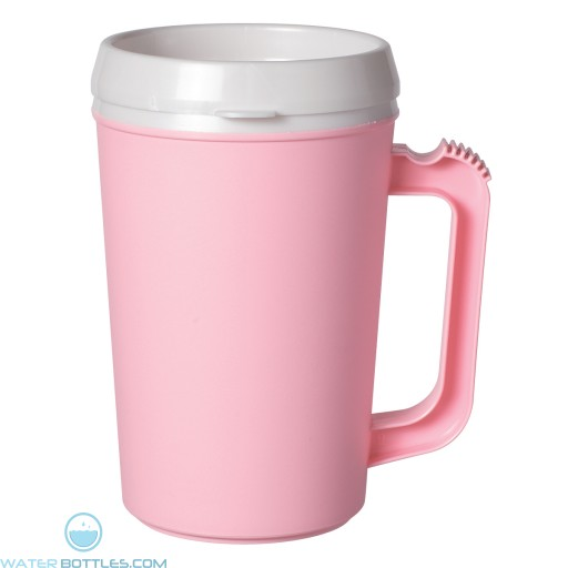 Thermo Insulated Mugs | 22 oz - Pink