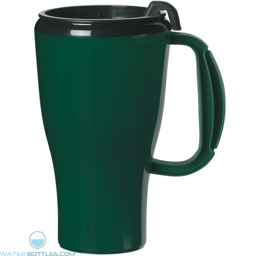 Evolve Omega Mugs | 16 oz - Dark Green