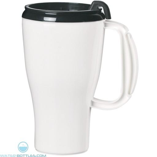 Evolve Omega Mugs | 16 oz - White