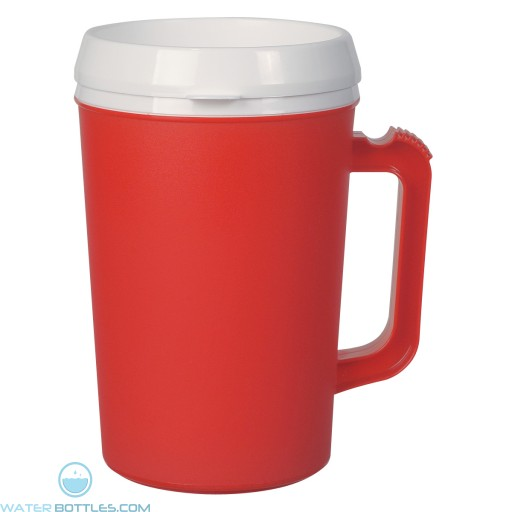 Thermo Insulated Mugs | 34 oz - Red