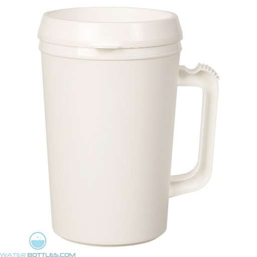 Thermo Insulated Mugs | 34 oz - White