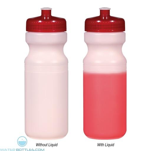 Color Changing Bottles | 24 oz - Red