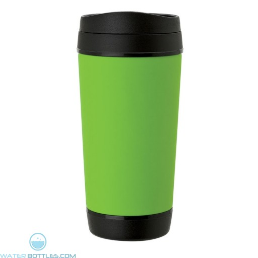 Perka Insulated Mugs | 17 oz - Lime Green