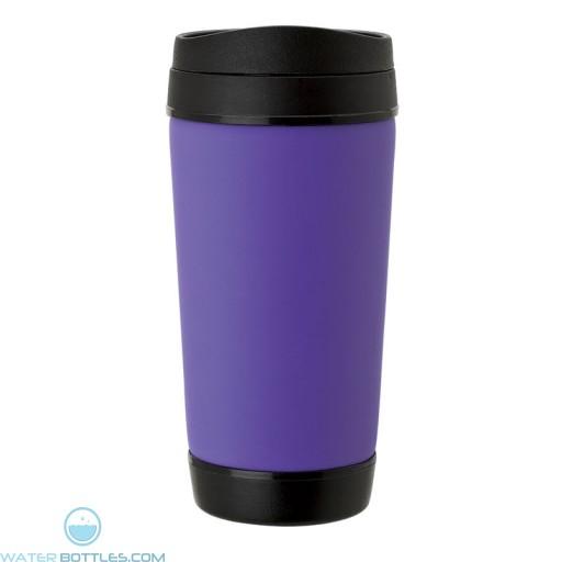 Perka Insulated Mugs | 17 oz - Purple