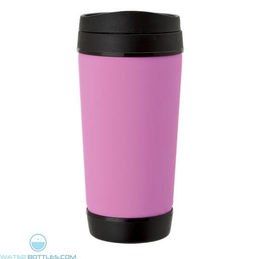 Perka Insulated Mugs   17 oz - Pink