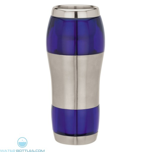 Acrylic / Stainless Steel Tumblers | 16 oz - Blue