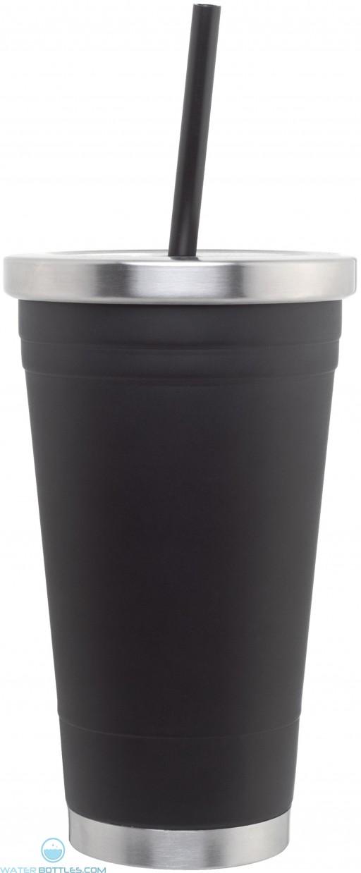 Spirit Vacuum Insulated Tumblers | 18 oz - Matte Black
