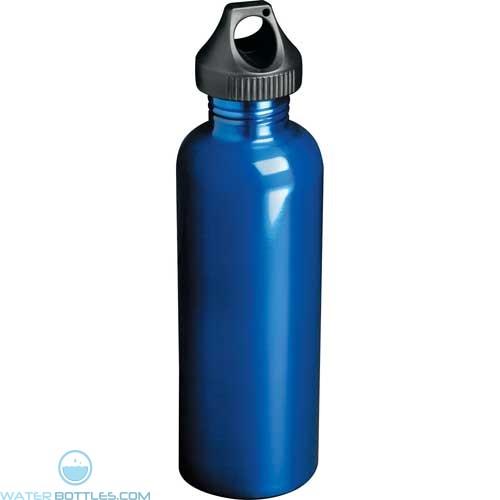 Fiji Stainless Steel Sports Bottles   25 oz - Blue
