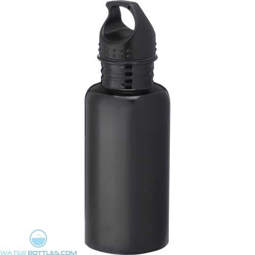 Venture Sports Bottles   20 oz - Black