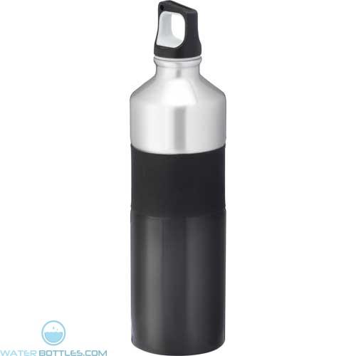 Nassau Aluminum Sports Bottles | 25 oz - Black