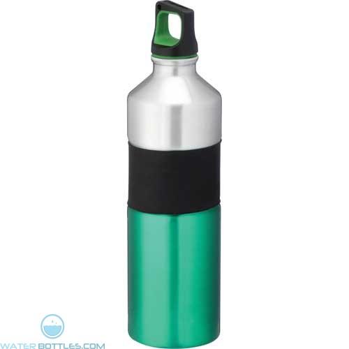 Nassau Aluminum Sports Bottles   25 oz - Green