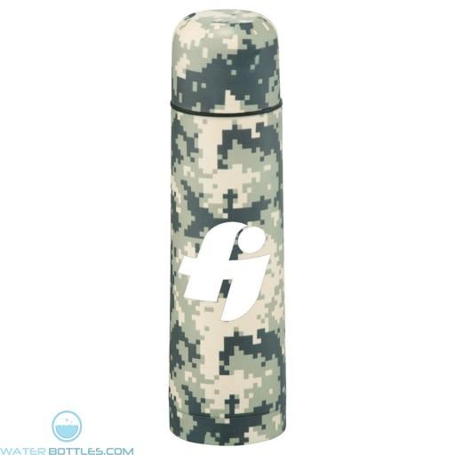 Personalized Promo Water Bottles - Wellington Vacuum Bottles | 16.9 oz