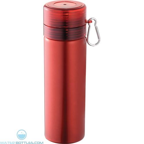 Oslo Aluminum Sports Bottles | 25 oz - Red