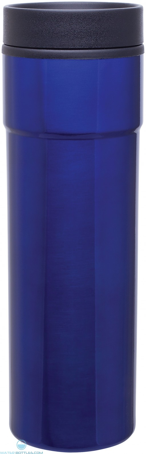 Foam Insulated Como Tumblers | 16 oz - Blue