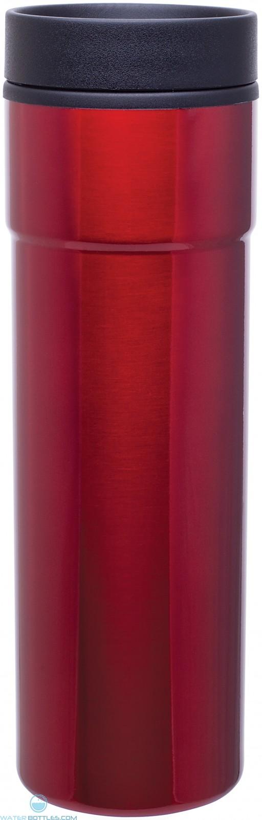 Foam Insulated Como Tumblers | 16 oz - Red