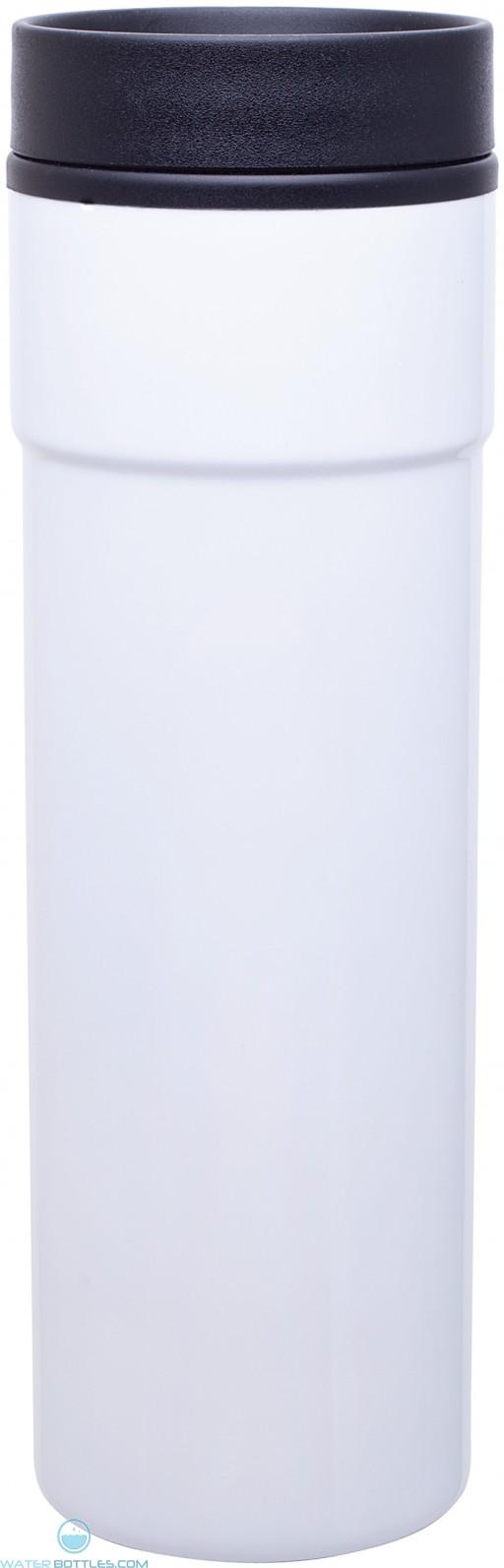 Foam Insulated Como Tumblers | 16 oz - White