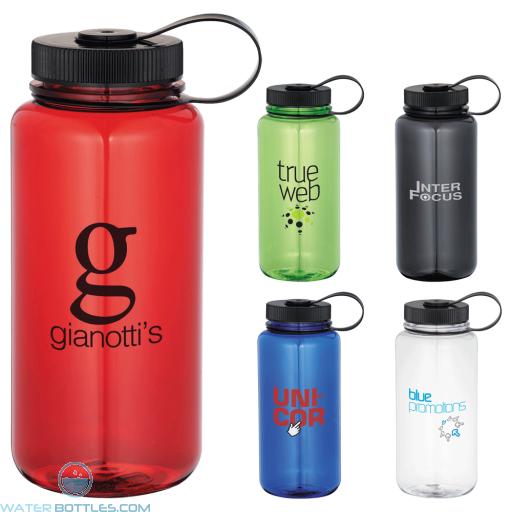 Personalized Sports Water Bottles - Hardy Tritan Sports Bottles | 30 oz