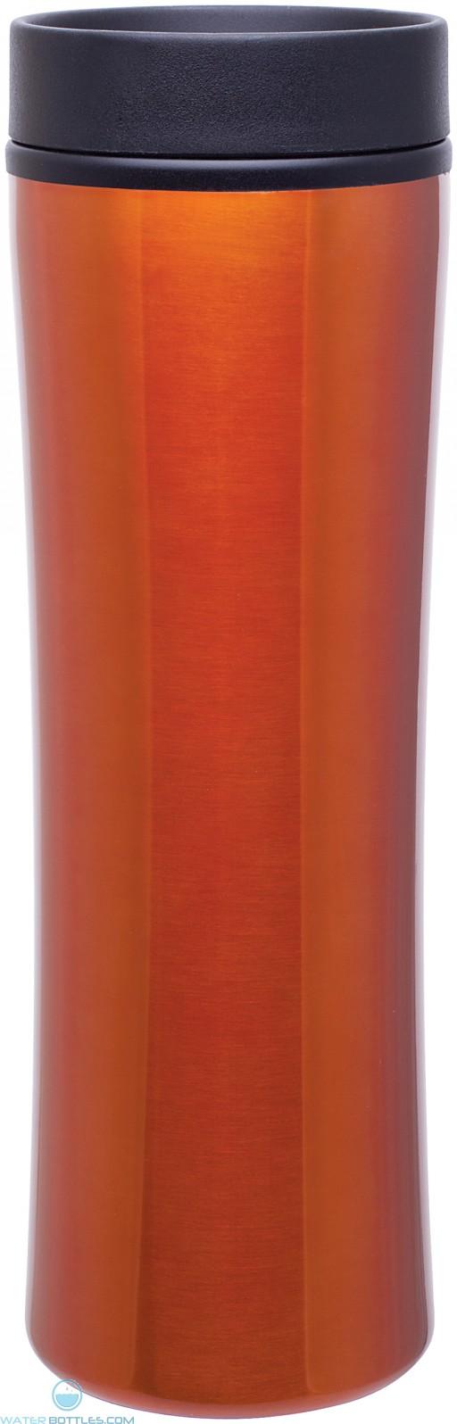 Foam Insulated Cyrus Tumblers | 16 oz - Orange