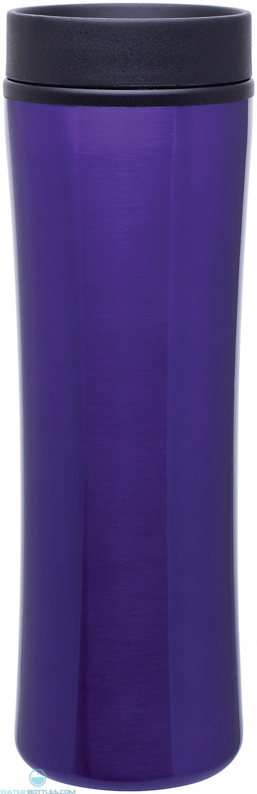 Foam Insulated Cyrus Tumblers | 16 oz - Purple