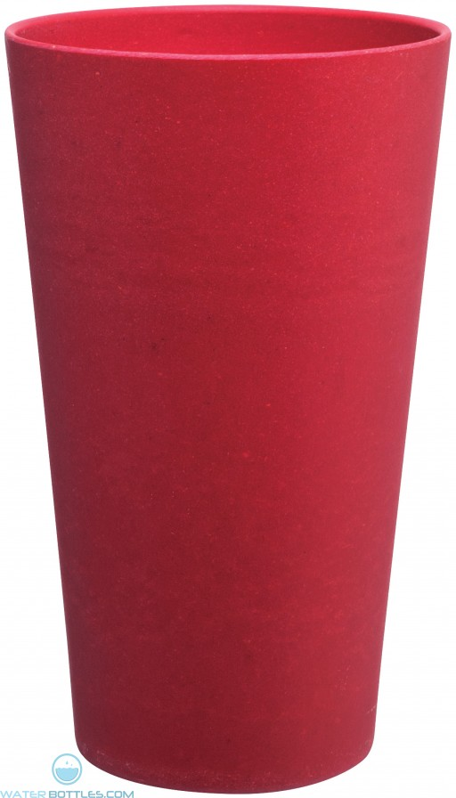 Eco Pint Reusable Cup   16 oz - Red