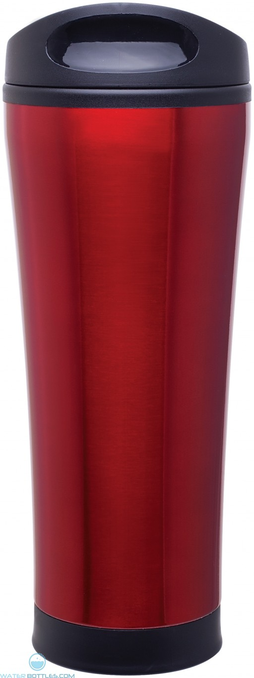 Cara Stainless Steel Tumblers | 18 oz - Red