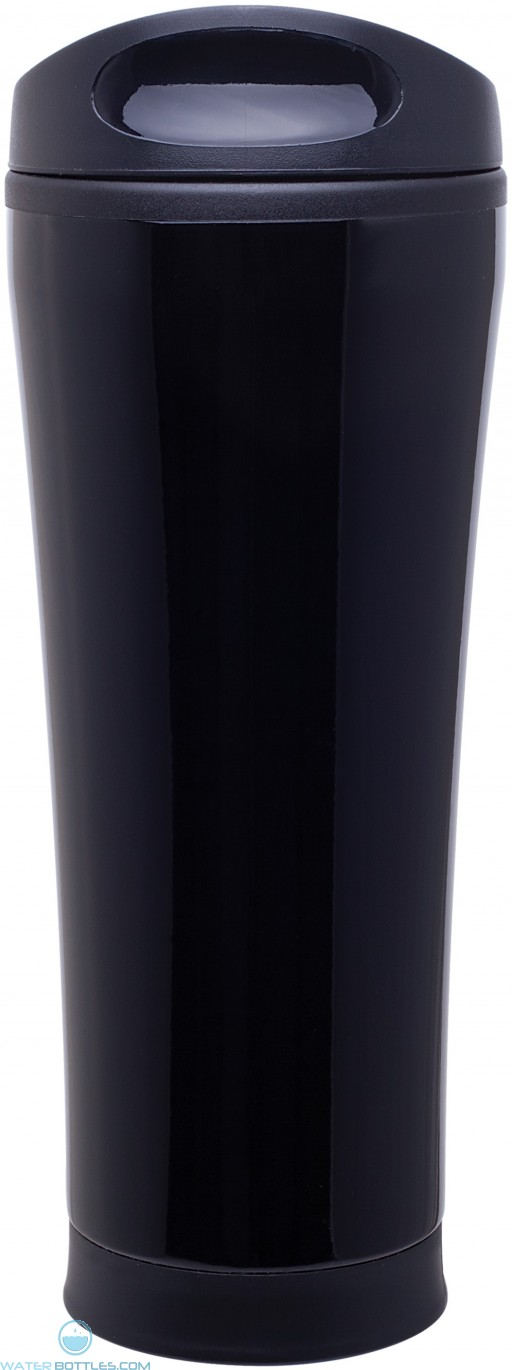 Cara Stainless Steel Tumblers | 18 oz - Black