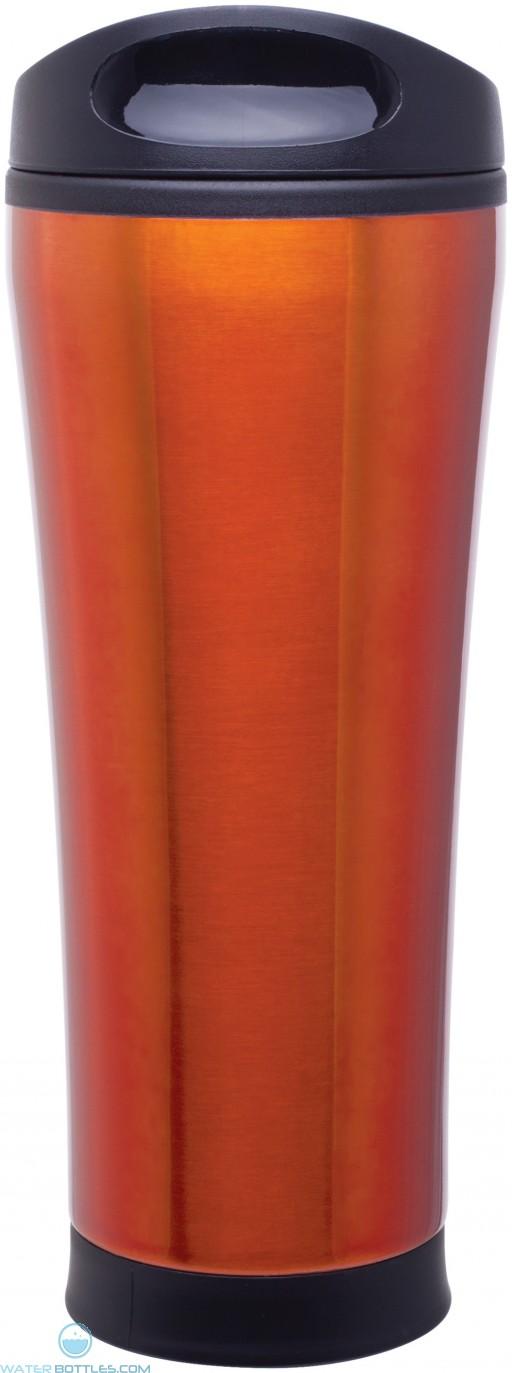 Cara Stainless Steel Tumblers | 18 oz - Orange