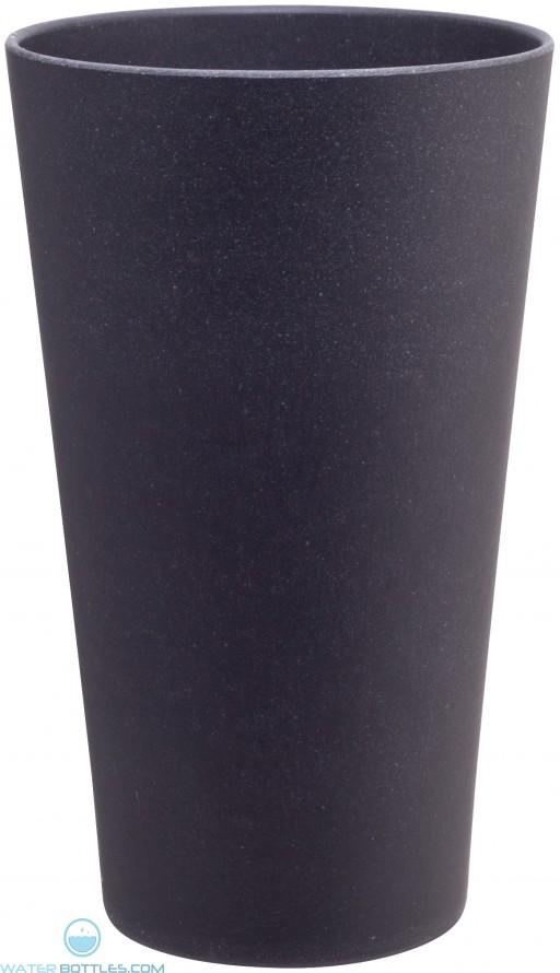 Eco Pint Reusable Cup   16 oz - Black