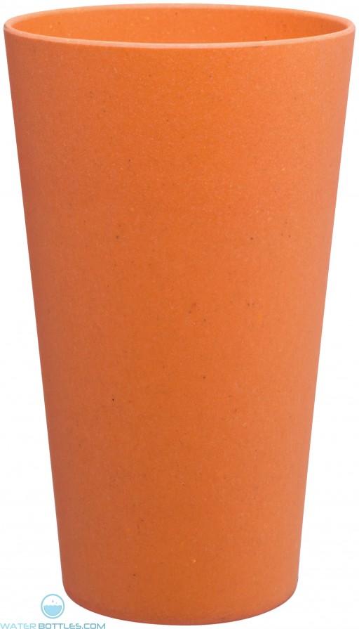 Eco Pint Reusable Cup | 16 oz - Carrot