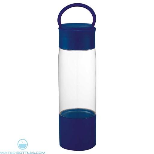 Color Band Tritan Sports Bottles | 22 oz - Royal Blue
