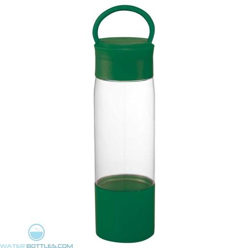 Color Band Tritan Sports Bottles | 22 oz - Green
