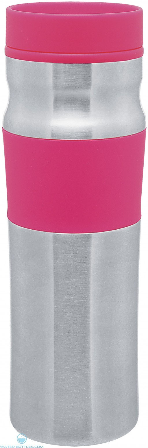 Stainless Steel Milo Tumblers | 16 oz - Pink