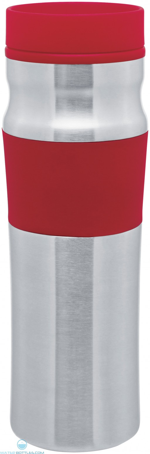 Stainless Steel Milo Tumblers | 16 oz - Red