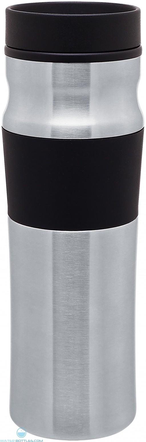 Stainless Steel Milo Tumblers   16 oz - Black
