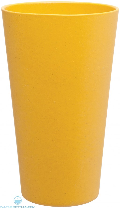 Eco Pint Reusable Cup   16 oz - Sunflower
