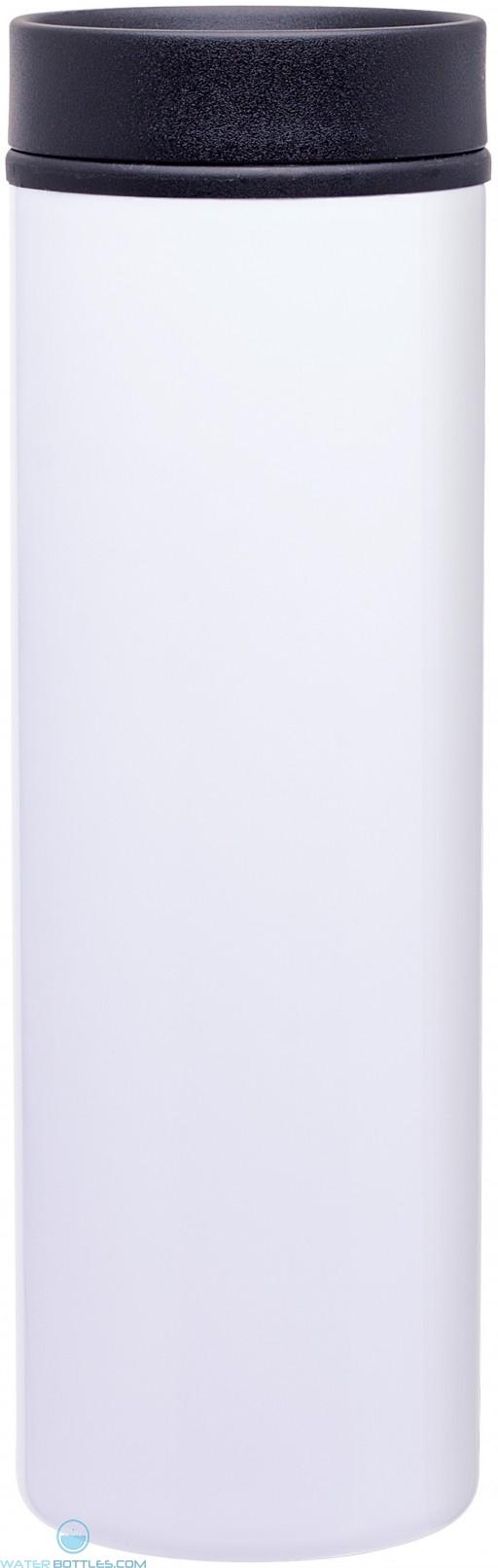 Montara Stainless Steel Tumblers   16 oz - White