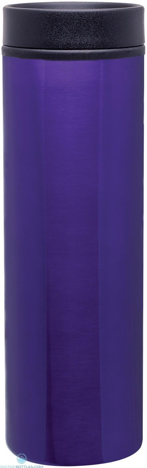 Montara Stainless Steel Tumblers | 16 oz - Purple